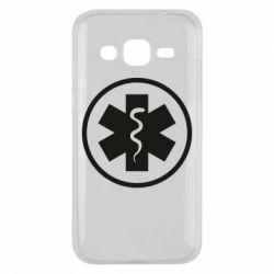 Чохол для Samsung J2 2015 Warface: medic