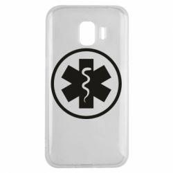 Чохол для Samsung J2 2018 Warface: medic