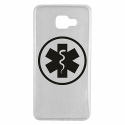 Чохол для Samsung A7 2016 Warface: medic