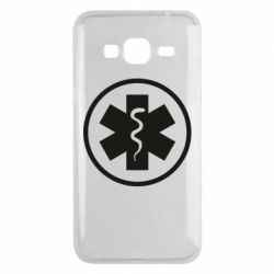 Чохол для Samsung J3 2016 Warface: medic