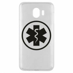 Чохол для Samsung J4 Warface: medic