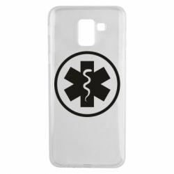 Чохол для Samsung J6 Warface: medic