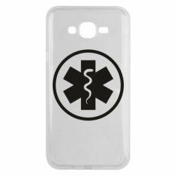 Чохол для Samsung J7 2015 Warface: medic
