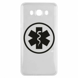 Чохол для Samsung J7 2016 Warface: medic