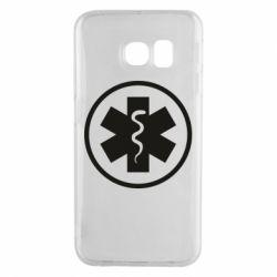 Чохол для Samsung S6 EDGE Warface: medic