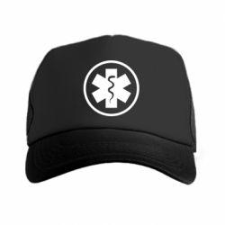 Кепка-тракер Warface: medic