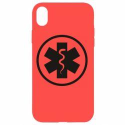 Чохол для iPhone XR Warface: medic
