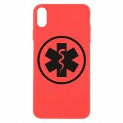 Чохол для iPhone Xs Max Warface: medic