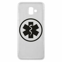 Чохол для Samsung J6 Plus 2018 Warface: medic