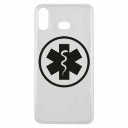 Чохол для Samsung A6s Warface: medic