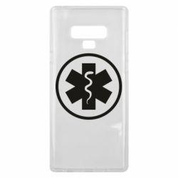 Чохол для Samsung Note 9 Warface: medic
