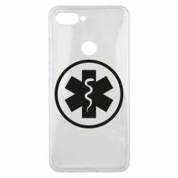 Чехол для Xiaomi Mi8 Lite Warface: medic