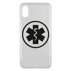 Чехол для Xiaomi Mi8 Pro Warface: medic