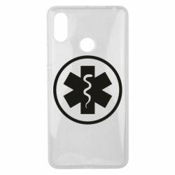 Чехол для Xiaomi Mi Max 3 Warface: medic