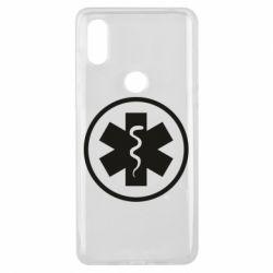 Чехол для Xiaomi Mi Mix 3 Warface: medic
