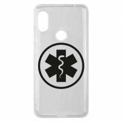 Чехол для Xiaomi Redmi Note 6 Pro Warface: medic