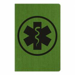 Блокнот А5 Warface: medic