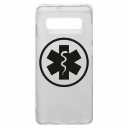 Чохол для Samsung S10+ Warface: medic