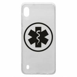 Чохол для Samsung A10 Warface: medic