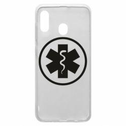 Чохол для Samsung A30 Warface: medic