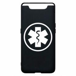 Чохол для Samsung A80 Warface: medic