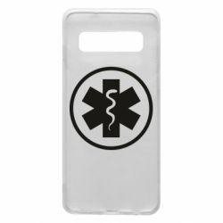 Чохол для Samsung S10 Warface: medic