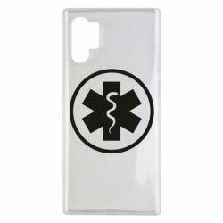 Чохол для Samsung Note 10 Plus Warface: medic