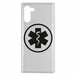 Чохол для Samsung Note 10 Warface: medic