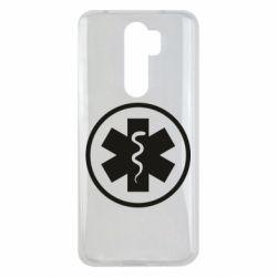 Чехол для Xiaomi Redmi Note 8 Pro Warface: medic
