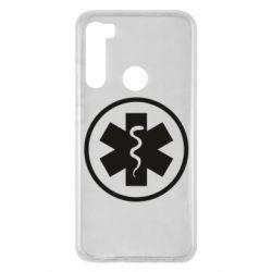 Чехол для Xiaomi Redmi Note 8 Warface: medic