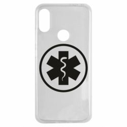 Чехол для Xiaomi Redmi Note 7 Warface: medic