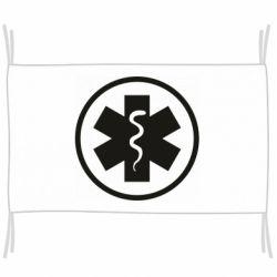 Прапор Warface: medic