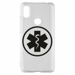 Чехол для Xiaomi Redmi S2 Warface: medic
