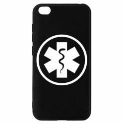 Чехол для Xiaomi Redmi Go Warface: medic