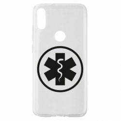 Чехол для Xiaomi Mi Play Warface: medic