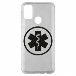 Чохол для Samsung M30s Warface: medic