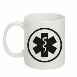 Кружка 320ml Warface: medic