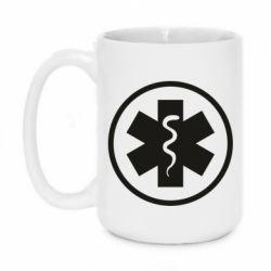 Кружка 420ml Warface: medic