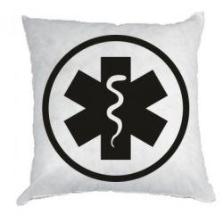 Подушка Warface: medic