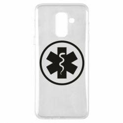 Чохол для Samsung A6+ 2018 Warface: medic