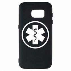 Чохол для Samsung S7 Warface: medic