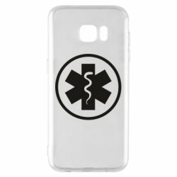 Чохол для Samsung S7 EDGE Warface: medic