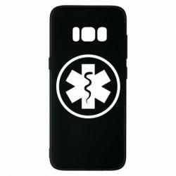 Чохол для Samsung S8 Warface: medic