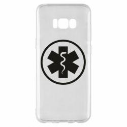 Чохол для Samsung S8+ Warface: medic