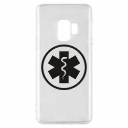 Чохол для Samsung S9 Warface: medic