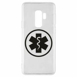 Чохол для Samsung S9+ Warface: medic