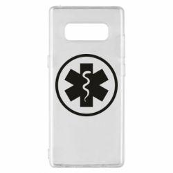 Чохол для Samsung Note 8 Warface: medic