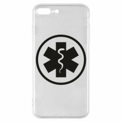 Чохол для iPhone 8 Plus Warface: medic
