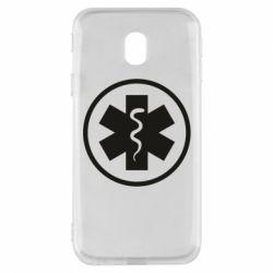 Чохол для Samsung J3 2017 Warface: medic