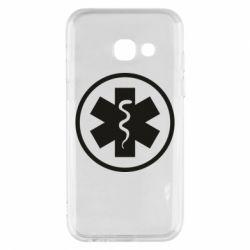 Чохол для Samsung A3 2017 Warface: medic